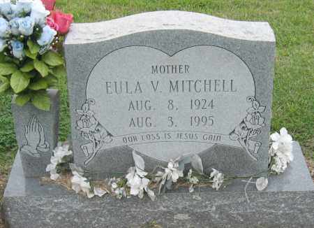 MITCHELL, EULA V - Mississippi County, Arkansas | EULA V MITCHELL - Arkansas Gravestone Photos