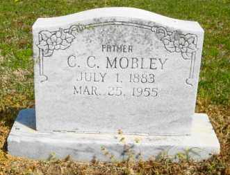MOBLEY, C C - Mississippi County, Arkansas | C C MOBLEY - Arkansas Gravestone Photos