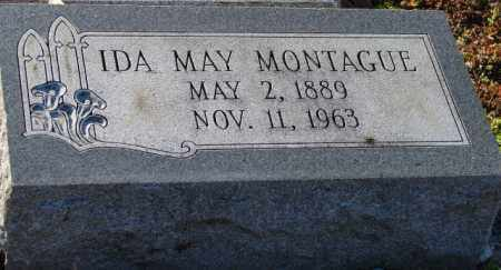 MONTAGUE, IDA MAY - Mississippi County, Arkansas | IDA MAY MONTAGUE - Arkansas Gravestone Photos