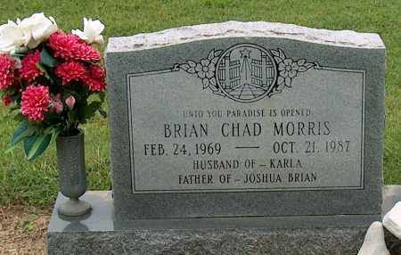 MORRIS, BRIAN CHAD - Mississippi County, Arkansas | BRIAN CHAD MORRIS - Arkansas Gravestone Photos