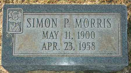 MORRIS, SIMON P - Mississippi County, Arkansas | SIMON P MORRIS - Arkansas Gravestone Photos