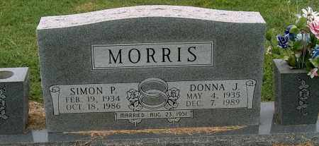 MORRIS, DONNA J - Mississippi County, Arkansas | DONNA J MORRIS - Arkansas Gravestone Photos