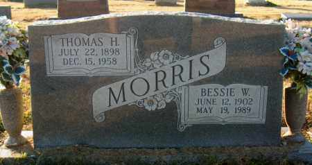 MORRIS, THOMAS H - Mississippi County, Arkansas | THOMAS H MORRIS - Arkansas Gravestone Photos