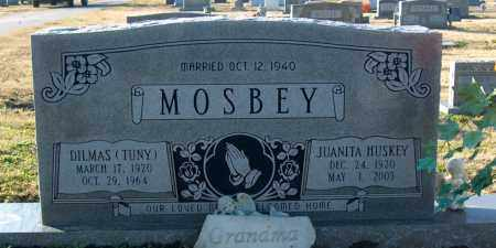 HUSKEY MOSBEY, JUANITA - Mississippi County, Arkansas | JUANITA HUSKEY MOSBEY - Arkansas Gravestone Photos