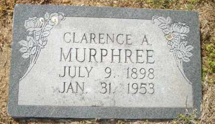 MURPHREE, CLARENCE A - Mississippi County, Arkansas | CLARENCE A MURPHREE - Arkansas Gravestone Photos