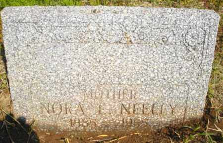 NEELEY, NORA L - Mississippi County, Arkansas | NORA L NEELEY - Arkansas Gravestone Photos
