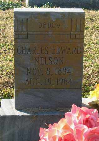 NELSON, CHARLES EDWARD - Mississippi County, Arkansas | CHARLES EDWARD NELSON - Arkansas Gravestone Photos