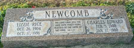 NEWCOMB, LIZZIE - Mississippi County, Arkansas | LIZZIE NEWCOMB - Arkansas Gravestone Photos