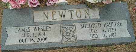 NEWTON, MILDRED PAULINE - Mississippi County, Arkansas | MILDRED PAULINE NEWTON - Arkansas Gravestone Photos