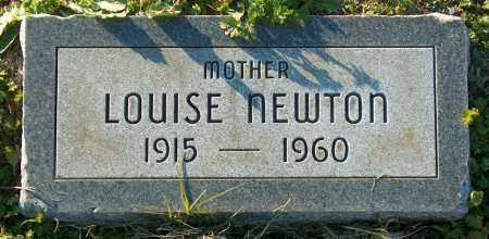 NEWTON, LOUISE - Mississippi County, Arkansas | LOUISE NEWTON - Arkansas Gravestone Photos