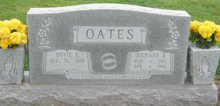 OATES, RICHARD B - Mississippi County, Arkansas | RICHARD B OATES - Arkansas Gravestone Photos
