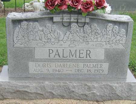 PALMER, DORIS DARLENE - Mississippi County, Arkansas | DORIS DARLENE PALMER - Arkansas Gravestone Photos