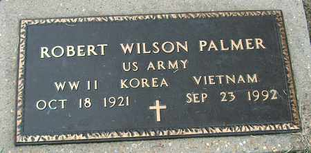 PALMER (VETERAN 3 WARS), ROBERT WILSON - Mississippi County, Arkansas | ROBERT WILSON PALMER (VETERAN 3 WARS) - Arkansas Gravestone Photos