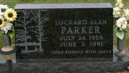 PARKER, LOCKARD ALAN - Mississippi County, Arkansas | LOCKARD ALAN PARKER - Arkansas Gravestone Photos