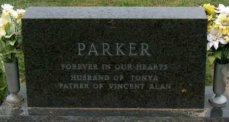 PARKER, LOCKARD ALAN - Mississippi County, Arkansas | LOCKARD ALAN PARKER - Arkansas Gravestone Photos