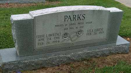 PARKS, EDDIE LAWRENCE - Mississippi County, Arkansas | EDDIE LAWRENCE PARKS - Arkansas Gravestone Photos