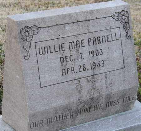 PARNELL, WILLIE MAE - Mississippi County, Arkansas | WILLIE MAE PARNELL - Arkansas Gravestone Photos