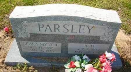 PARSLEY, CLARA MYRTLE - Mississippi County, Arkansas | CLARA MYRTLE PARSLEY - Arkansas Gravestone Photos