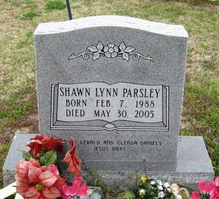 PARSLEY, SHAWN LYNN - Mississippi County, Arkansas | SHAWN LYNN PARSLEY - Arkansas Gravestone Photos