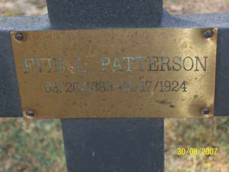 PATTERSON, EVIE L. - Mississippi County, Arkansas   EVIE L. PATTERSON - Arkansas Gravestone Photos
