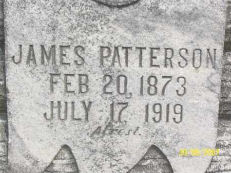 PATTERSON, JAMES - Mississippi County, Arkansas | JAMES PATTERSON - Arkansas Gravestone Photos