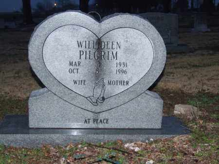 PILGRIM, WILLIDEEN - Mississippi County, Arkansas | WILLIDEEN PILGRIM - Arkansas Gravestone Photos