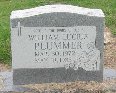 PLUMMER, WILLIAM LUCIUS - Mississippi County, Arkansas | WILLIAM LUCIUS PLUMMER - Arkansas Gravestone Photos