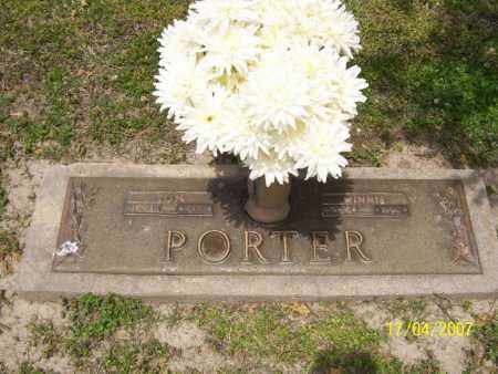 PORTER, WINNIE MAE - Mississippi County, Arkansas | WINNIE MAE PORTER - Arkansas Gravestone Photos