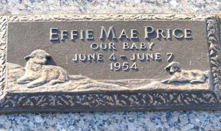 PRICE, EFFIE MAE - Mississippi County, Arkansas | EFFIE MAE PRICE - Arkansas Gravestone Photos