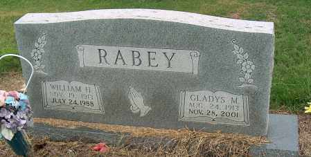 RABEY, GLADYS M - Mississippi County, Arkansas | GLADYS M RABEY - Arkansas Gravestone Photos