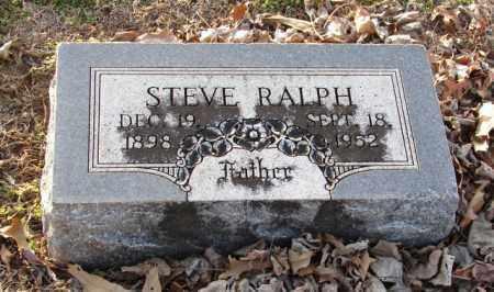 RALPH, STEVE - Mississippi County, Arkansas | STEVE RALPH - Arkansas Gravestone Photos