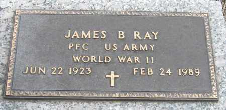 RAY  (VETERAN WWII), JAMES B - Mississippi County, Arkansas | JAMES B RAY  (VETERAN WWII) - Arkansas Gravestone Photos