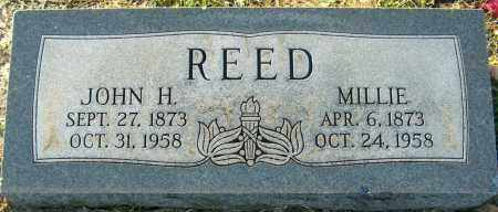 REED, MILLIE - Mississippi County, Arkansas | MILLIE REED - Arkansas Gravestone Photos