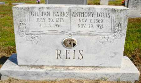 REIS, GILLIAN - Mississippi County, Arkansas | GILLIAN REIS - Arkansas Gravestone Photos