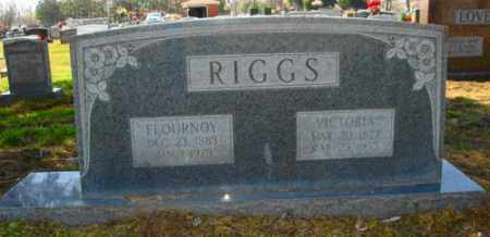 RIGGS, FLOURNOY - Mississippi County, Arkansas | FLOURNOY RIGGS - Arkansas Gravestone Photos