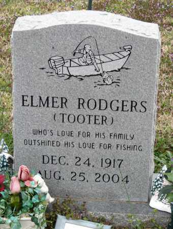 RODGERS, ELMER (TOOTER) - Mississippi County, Arkansas | ELMER (TOOTER) RODGERS - Arkansas Gravestone Photos
