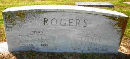 ROGERS, IVA DEE - Mississippi County, Arkansas | IVA DEE ROGERS - Arkansas Gravestone Photos