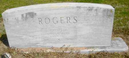 ROGERS, HARVEY L - Mississippi County, Arkansas | HARVEY L ROGERS - Arkansas Gravestone Photos