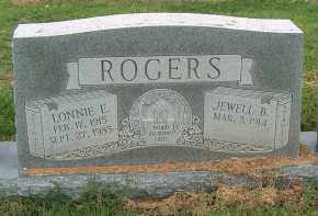 ROGERS, LONNIE E - Mississippi County, Arkansas | LONNIE E ROGERS - Arkansas Gravestone Photos