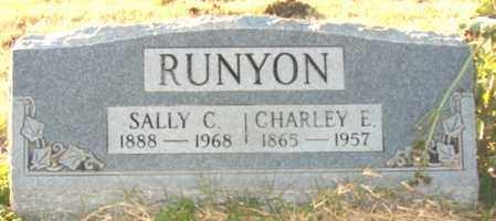 RUNYON, SALLY C - Mississippi County, Arkansas | SALLY C RUNYON - Arkansas Gravestone Photos
