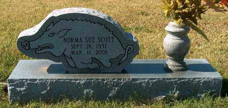 SCOTT, NORMA SUE - Mississippi County, Arkansas | NORMA SUE SCOTT - Arkansas Gravestone Photos