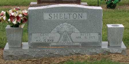 SHELTON, GENE - Mississippi County, Arkansas | GENE SHELTON - Arkansas Gravestone Photos