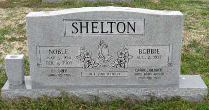 SHELTON, NOBLE - Mississippi County, Arkansas | NOBLE SHELTON - Arkansas Gravestone Photos