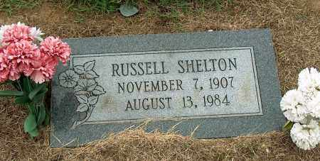 SHELTON, RUSSELL - Mississippi County, Arkansas | RUSSELL SHELTON - Arkansas Gravestone Photos