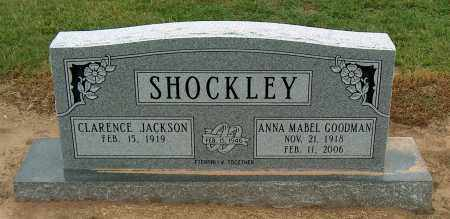 SHOCKLEY, ANNA MABEL - Mississippi County, Arkansas | ANNA MABEL SHOCKLEY - Arkansas Gravestone Photos
