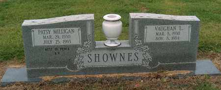 SHOWNES, VAUGHAN L - Mississippi County, Arkansas | VAUGHAN L SHOWNES - Arkansas Gravestone Photos