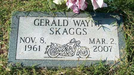 SKAGGS, GERALD WAYNE - Mississippi County, Arkansas | GERALD WAYNE SKAGGS - Arkansas Gravestone Photos