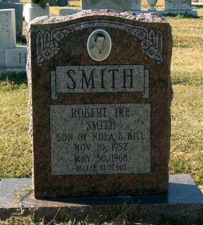 SMITH, ROBERT IKE - Mississippi County, Arkansas | ROBERT IKE SMITH - Arkansas Gravestone Photos