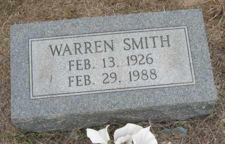SMITH, WARREN - Mississippi County, Arkansas | WARREN SMITH - Arkansas Gravestone Photos