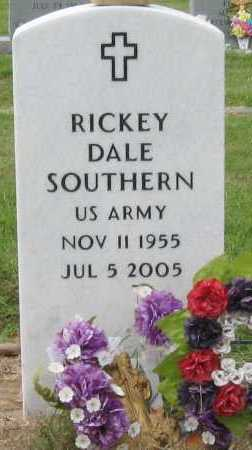 SOUTHERN (VETERAN VIET), RICKEY DALE - Mississippi County, Arkansas | RICKEY DALE SOUTHERN (VETERAN VIET) - Arkansas Gravestone Photos